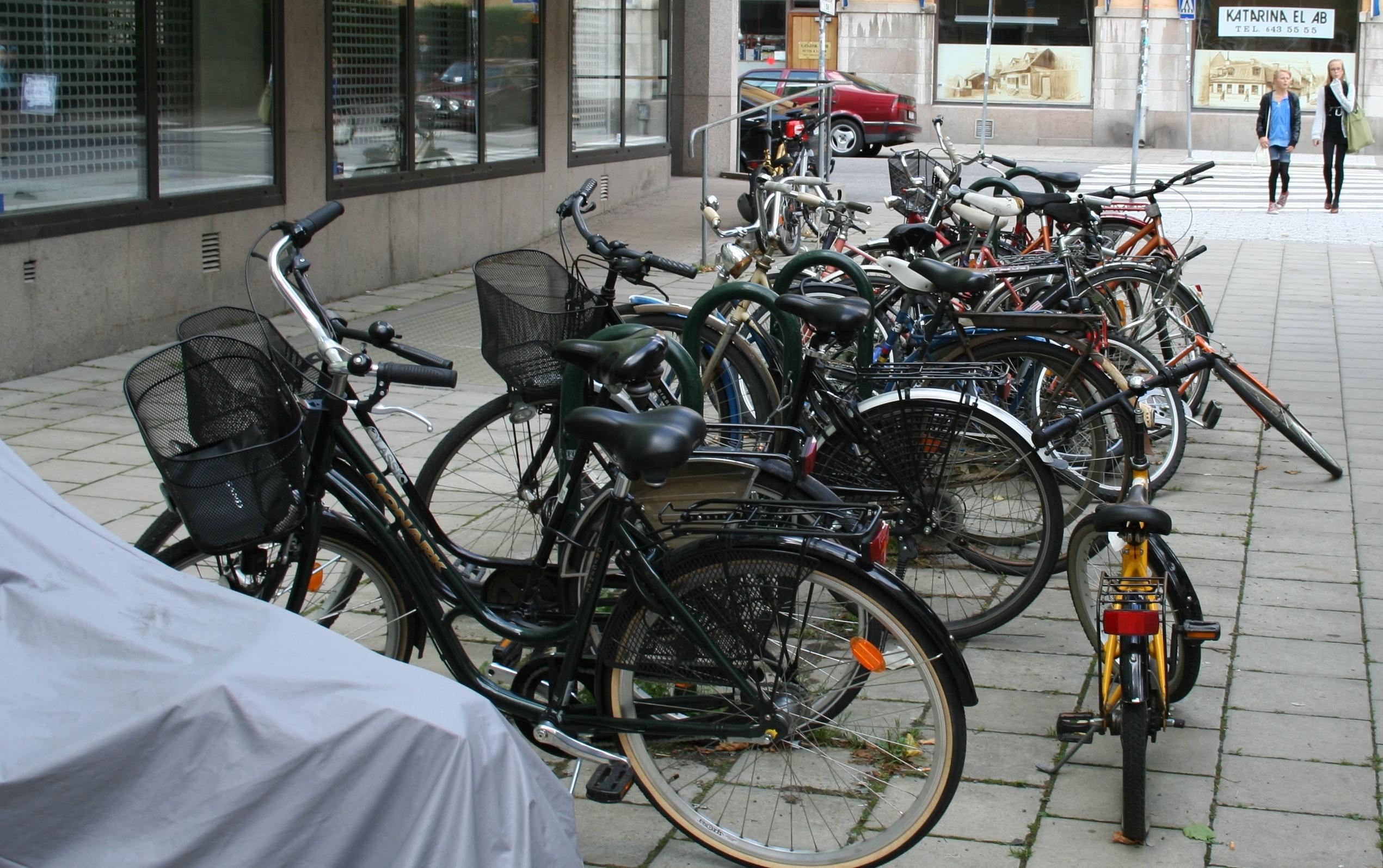 Cyklar Södermalm